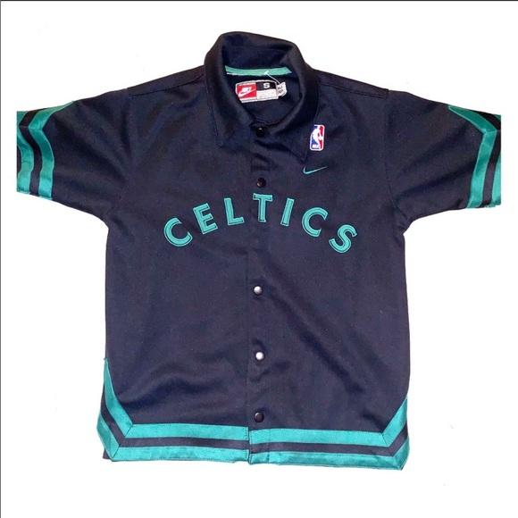 half off 13fea daf86 Men's Nike Boston Celtics Jersey